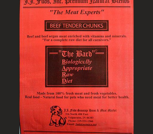 J.J. Fuds Pet Food Recall Expands