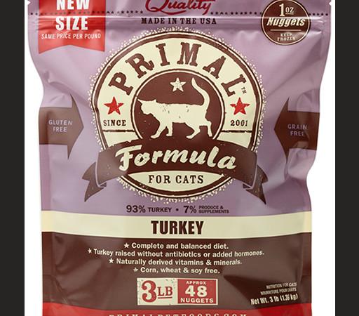 Primal Pet Food Recall