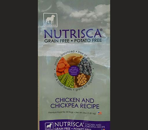 Nutrisca Dry Dog Food Recall