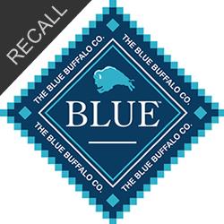 Blue Buffalo Cat Treat Recall