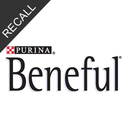 Purina Wet Dog Food 10-oz. Tub Voluntary Recall