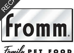 Fromm Dog Food Recall | October 2021