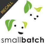 Smallbatch Recall | May 2017