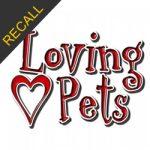 Loving Pets Dog Treat Recall | June 2017