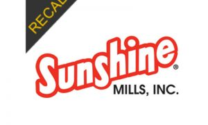 Sunshine Mills Recall Expanded| October 2020