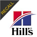 Hill's Prescription Diet and Science Diet Recall Expanded | March 2019