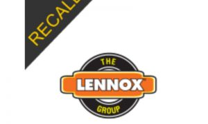 Lennox Intl Inc Expanded Recall | July 2019