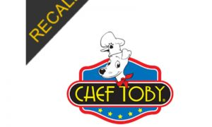Chef Toby Recall | August 2019