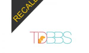 TDBBS Recall | September 2019