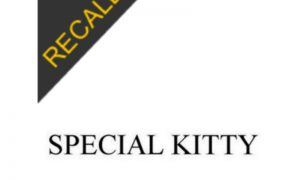 Special Kitty Recall | December 2019