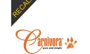 Carnivora Recall | June 2020