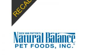 Natural Balance Cat Food Recall | July 2020
