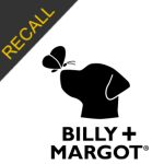 Billy + Margot Dog Food Recall | September 2020
