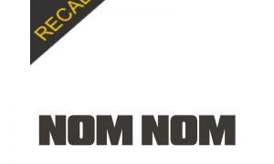 Nom Nom Cat Food Recall | July 2021