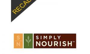 Simply Nourish Dog Food Recall | August 2021